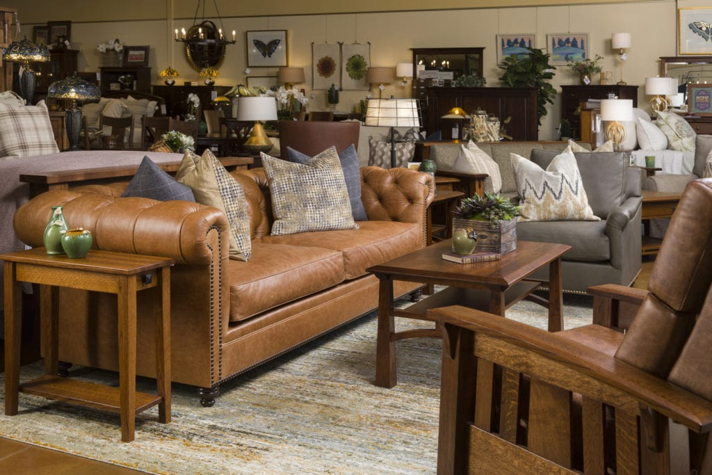 The Amish Craftsman | Amish-Built Furniture in Houston, TX