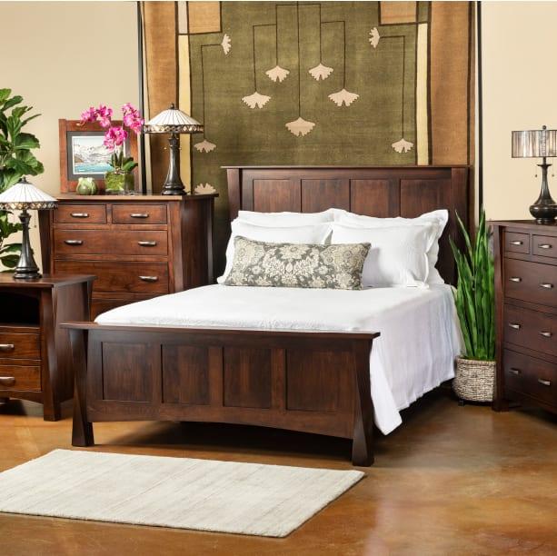 Amish Bedroom Furniture 7