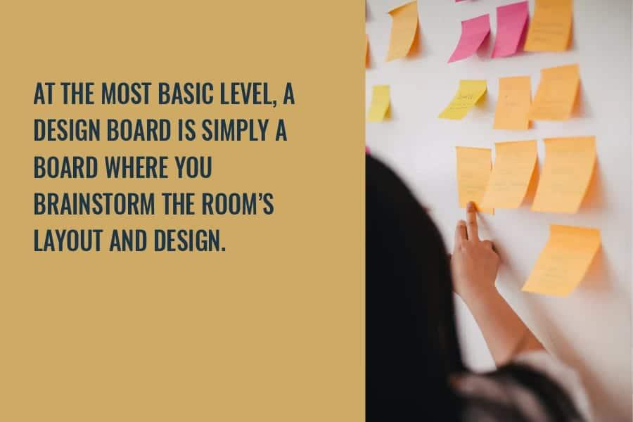 importance of design board