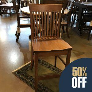 Cherry Bar Chair