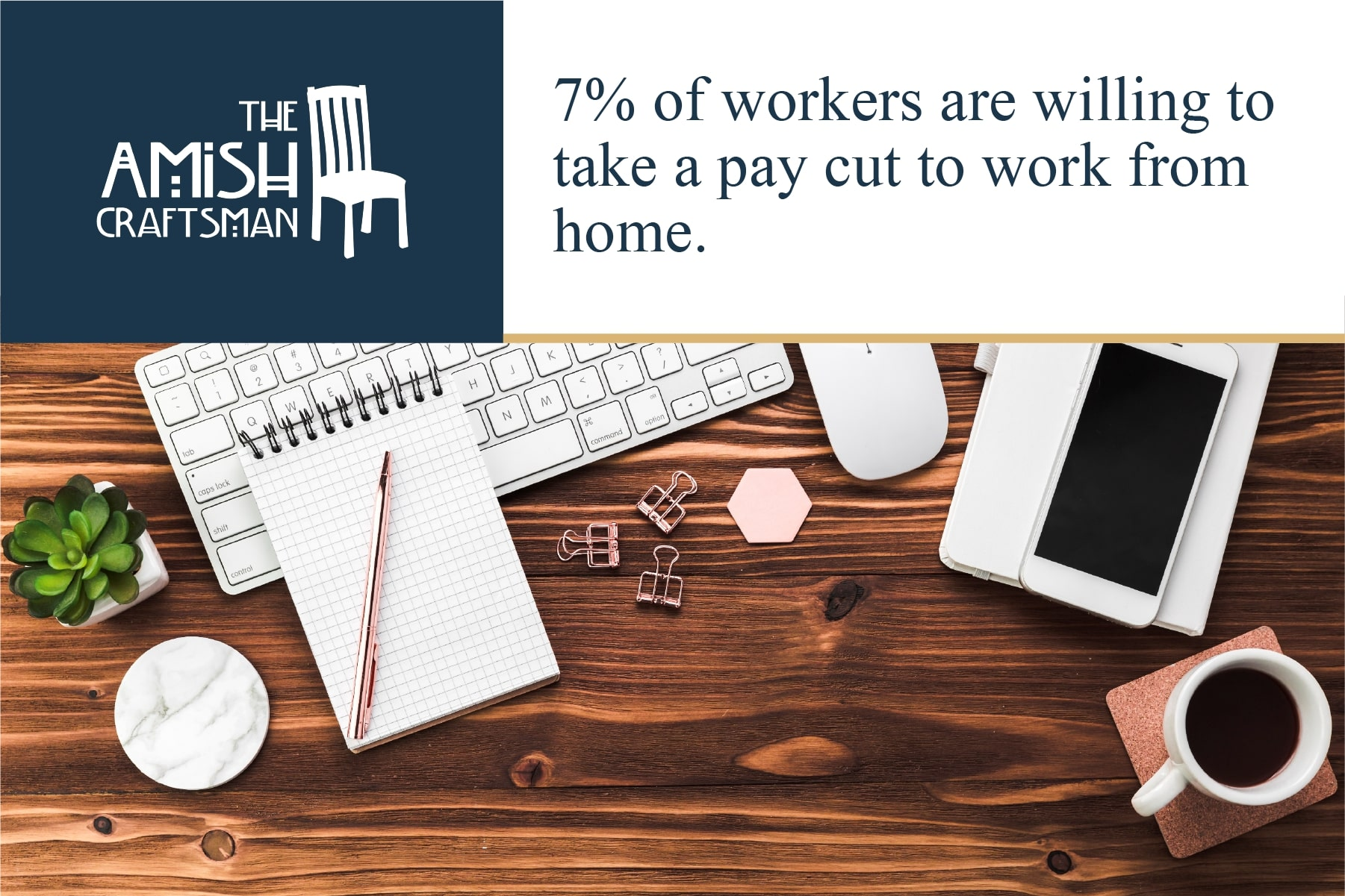 Remote workers are willing to take pay cuts