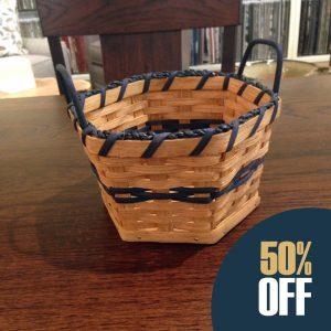Handmade Amish Basket
