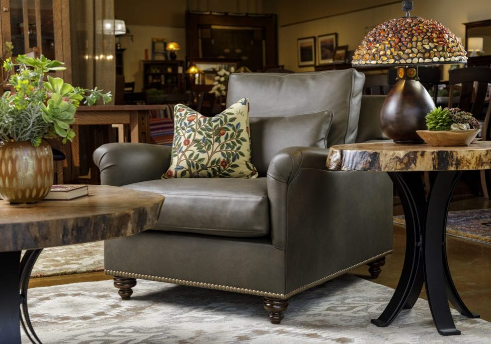 AC_Green_Leather_Chair