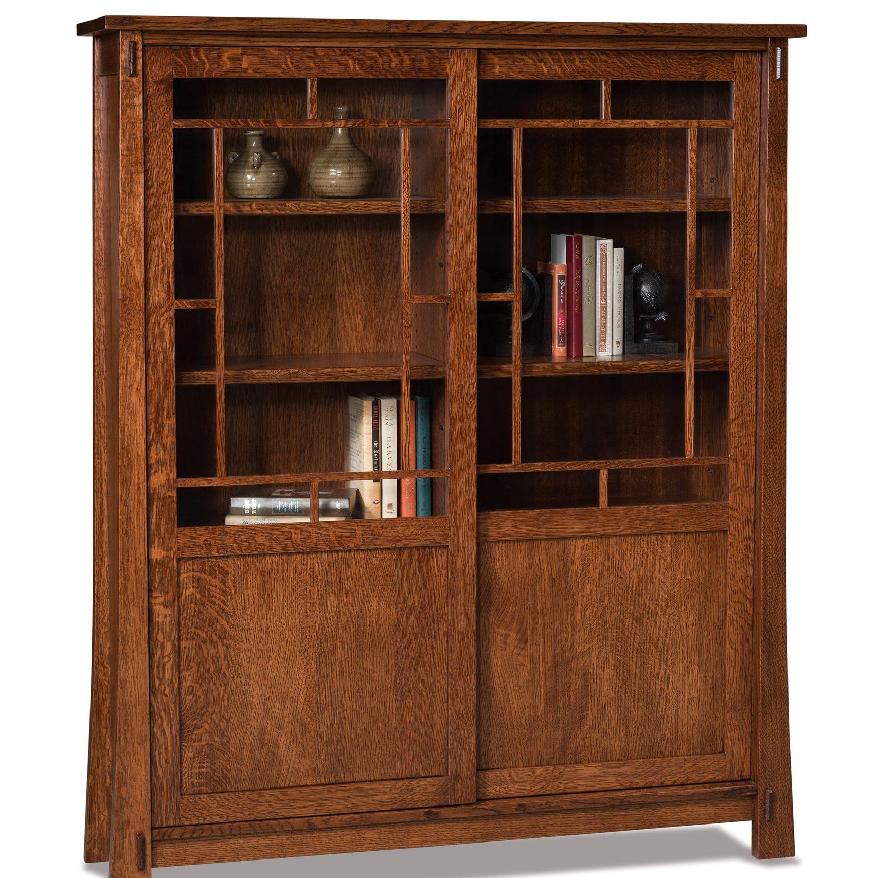 door bookcase 2